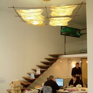 helmut frerick cr ation luminaires pour les bureaux. Black Bedroom Furniture Sets. Home Design Ideas